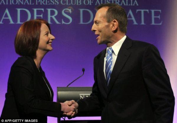 Julia Gillard: Australian Prime Minister praised for ...