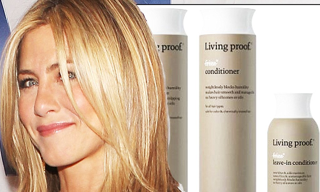 Is A Jennifer Aniston Shampoo Line In The Works Actress