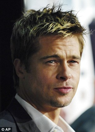 Brad Pitt Relives His Youth By Showing Off His Lustrous