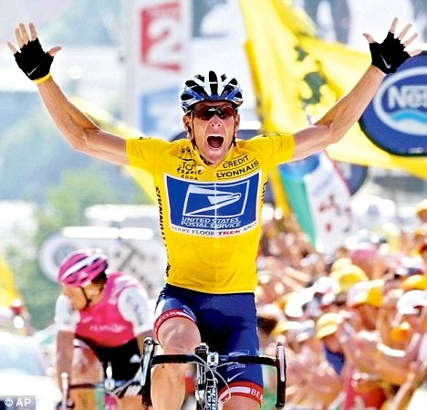 Built on a lie: Lance Armstrong has tainted his whole sport with his use of performance enhancing drugs