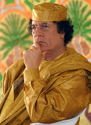 Muammar Gaddafi: According to Celebrity Net Worth, after his capture and death in 2011, reports surfaced he had a secret net worth of $200 billion