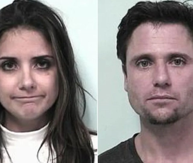Siblings Try To Use We Were Just Having Sex Excuse After They Were Caught Stealing Television In A Ladies Room Daily Mail Online