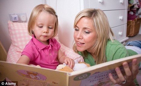 Bedtime stories are becoming a thing of the past, as children are choosing computers and TV instead of books
