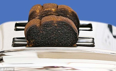Acrylamide is a nerve poison that causes cancer in animals. This toxic substance pops up on our plates, in thousands of starchy foods that we eat on a daily basis