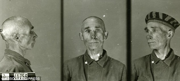 Haunting: The identity photographs of an Auschwitz inmate that Brasse took as part of the Nazi German effort to document their activities at the camp