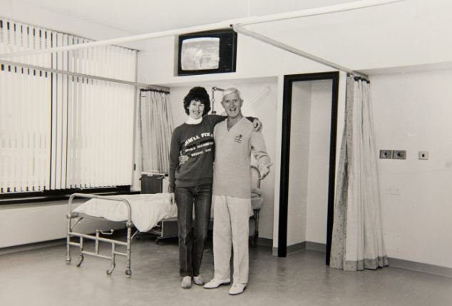 Image result for savile and janet cope heart operation leeds