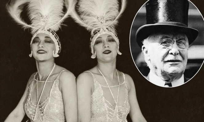 Image result for the dolly sisters