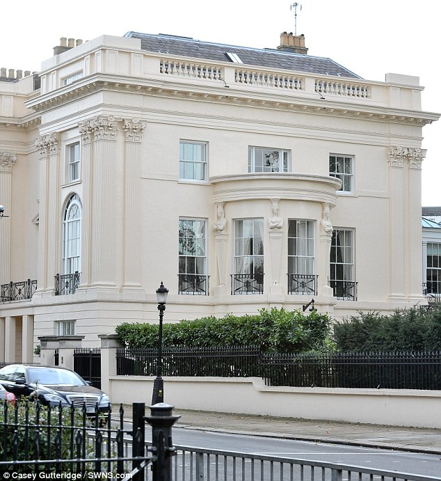 The Worlds Most Expensive Terraced House Grade 1 Listed