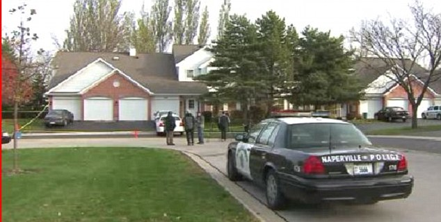 Police discovered the victims dead at Naperville home during a well-being check