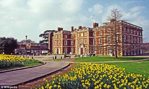 Spy game: British officers listened to conversations of German prisoners-of-war incarcerated in Trent Park House, a Hertfordshire mansion