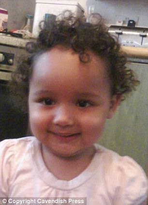 Smile: Atiya before she was abducted. Police believe she may be being hidden in Pakistan