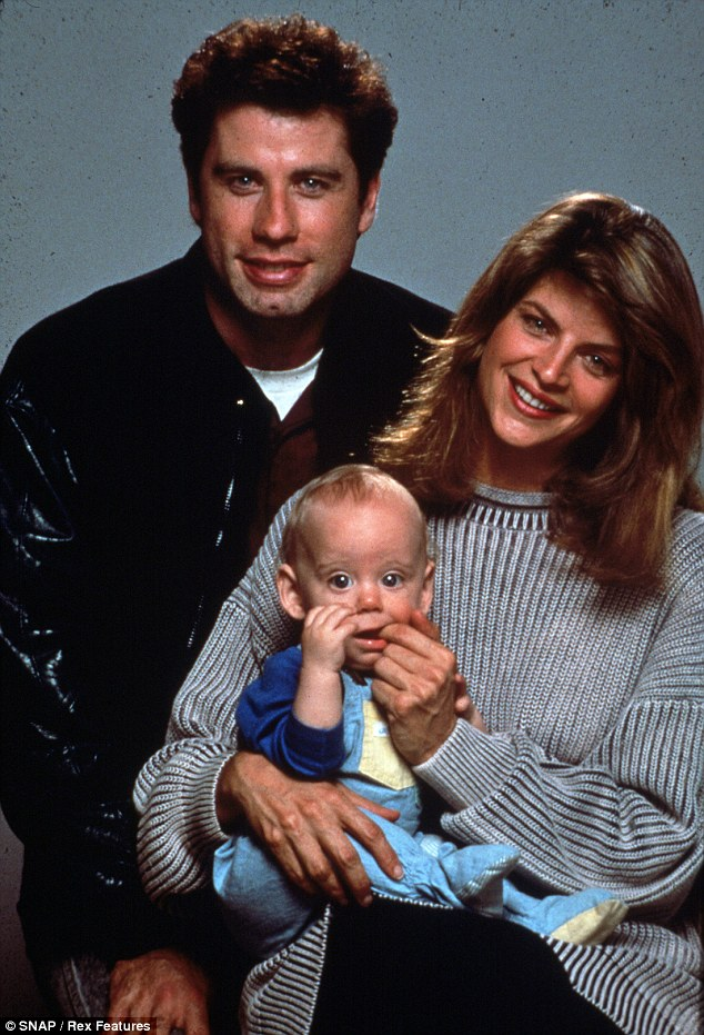 Image result for kirstie alley and john travolta