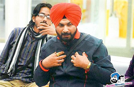 Sidhu to quit Bigg Boss for Gujarat polls | Daily Mail Online