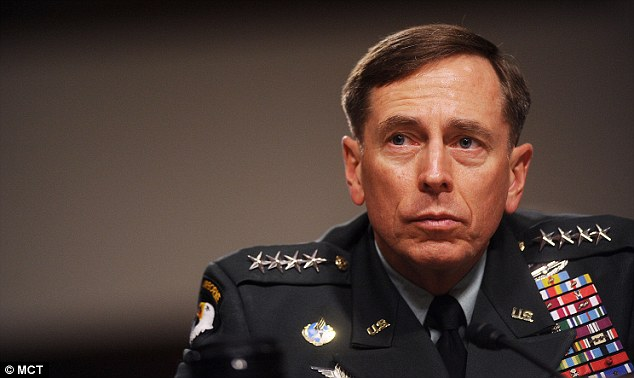 Bad timing: Petraeus' resignation comes at a sensitive time; the CIA chief was slated to testify at the Benghazi hearings next week