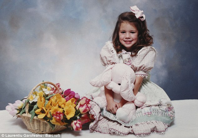 'Keeping his true feelings a secret': Emerald Andrews, before she became Arin, at the age of five in Tulsa, Oklahoma