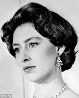 Princess Margaret in 1956, the year after Robert Brown claims she gave birth to him. He said he was prepared to pay up to £100,000 to gain access to sensitive documents relating to her will.