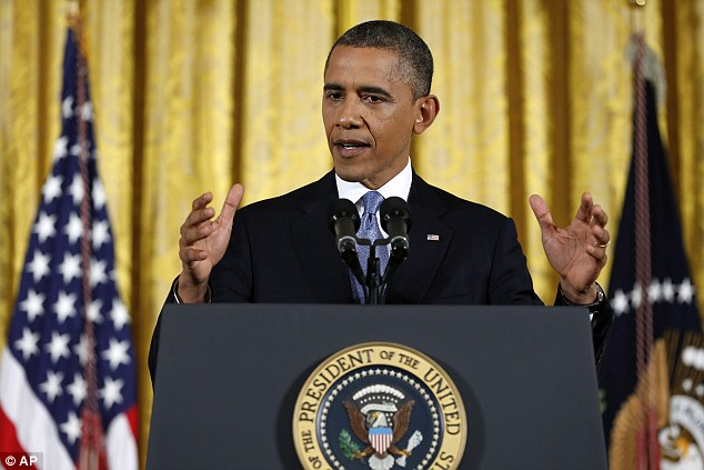 Here to stay: President Barack Obama's landmark health care legislation has been cemented into law by his re-election