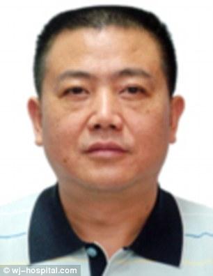 Professor Baogan Peng