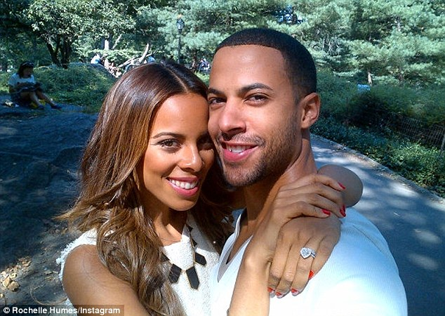 Loved up: The couple spent a romantic weekend together in New York in September