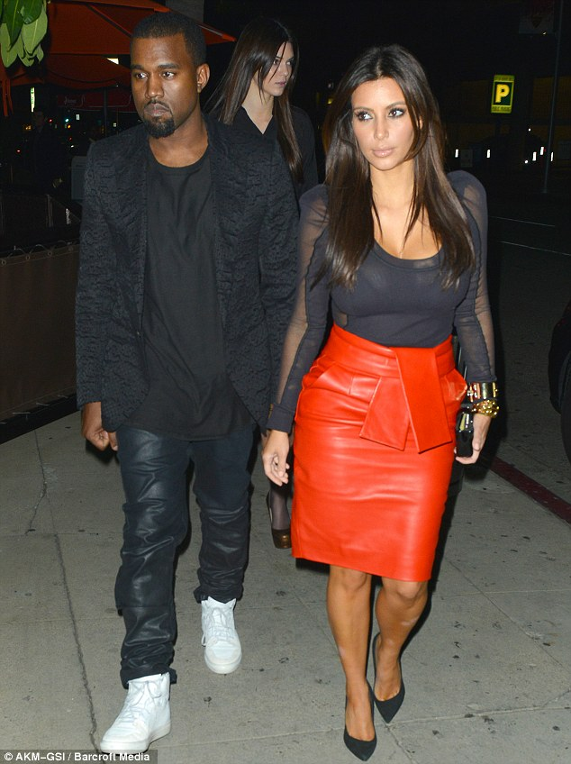 Biological clock? The reality starlet, whose last marriage ended after 72 days, has been dating rap star Kanye West for eight months now