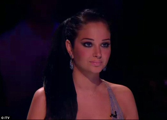 Harsh criticism: Fans of the ITV show didn't hold back on Twitter as they ripped into Tulisa's outfit