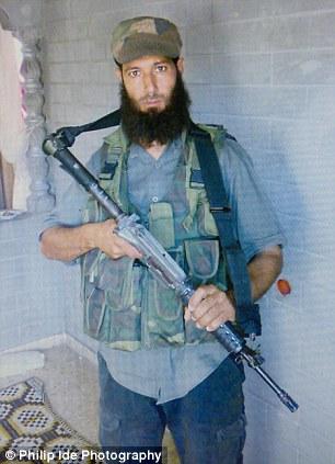 Gaza ejecución víctima Ribhi Badawi