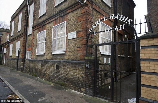 Darul Hadis Latifiah Islamic education centre in East London where Mohammad Siddiqur Rahman Chowdhury teaches