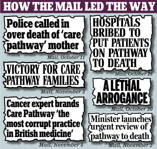 How the mail led the way