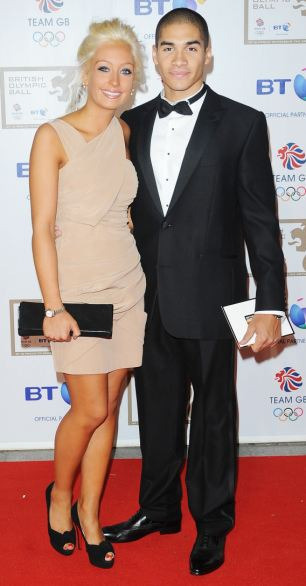 Billie Whyatt, pictured left with the gymnast in 2010, said she finds it difficult that Smith, pictured right with his Strictly partner Flavia Cacace, frequently mentions their two-year relationship during interviews