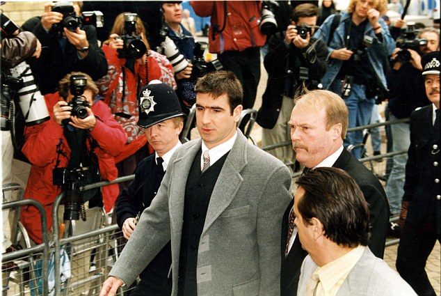 It came after cantona, who was fondly referred to as king eric by fans. Eric Cantona sardine speech: the truth revealed | Daily ...
