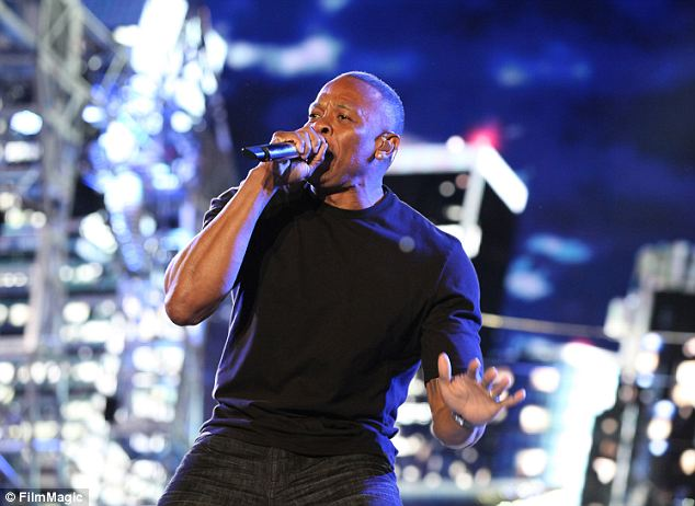 Made man: Dr. Dre tops this year's list of the highest earners in the music biz