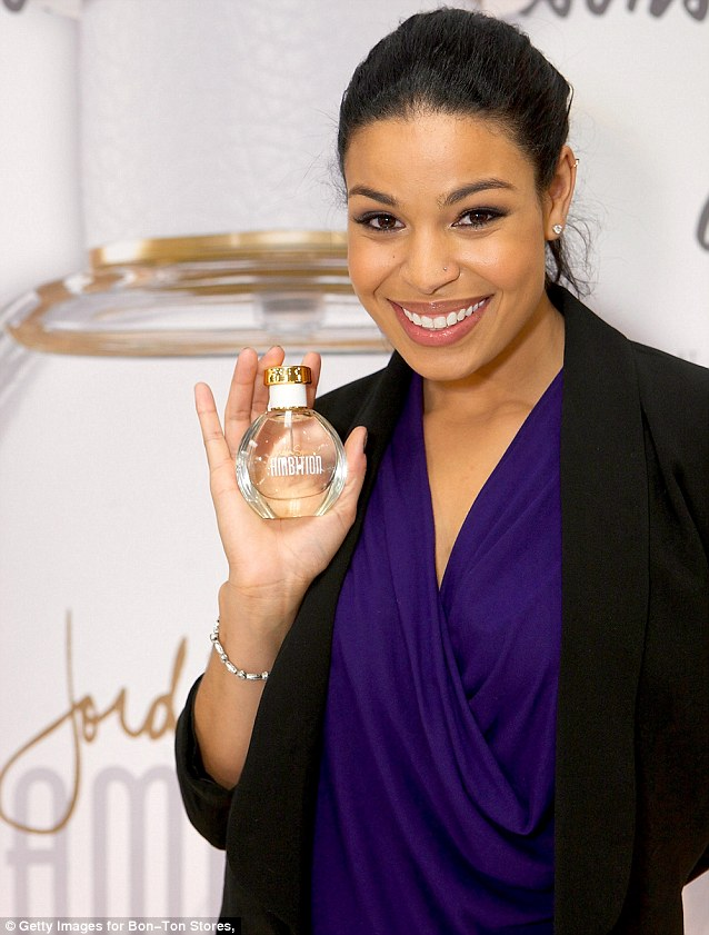 On the perfume market: Jordin Sparks attends a personal appearance at Carson's in North Riverside Plaza on in North Riverside, Illinois