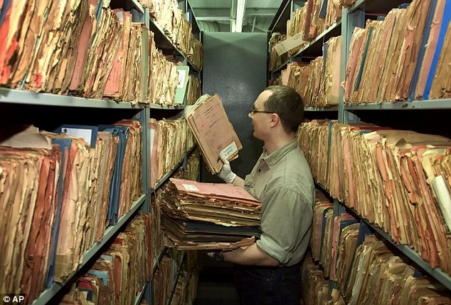 The Stasi files have revealed details of how East Germany became one of the most important testing arenas for western drug companies (file picture)