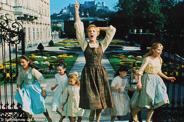 Image result for julie andrews song