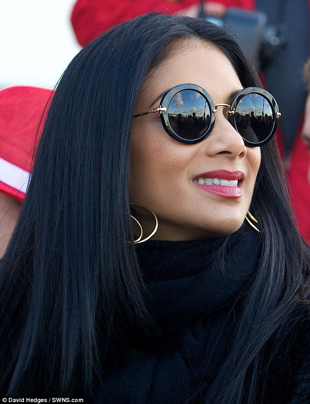 Ready to move on? Nicole Scherzinger has revealed she might not return as a judge on The X Factor next year