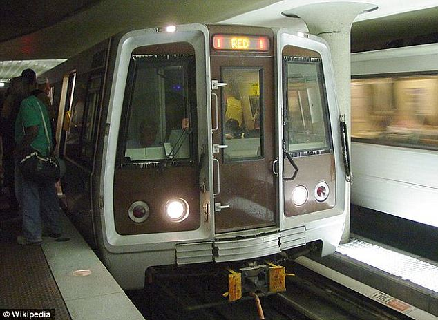 'Immense breach': Large amounts of sensitive personal information were left on a red line train on the Washington DC metro