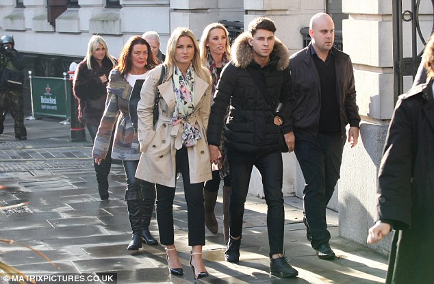 Sam And Billie Faiers Plead With Judge As Stepfather Is