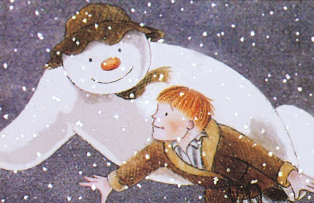Snowman Fortune But Raymond Briggs Buys Shirts For 3