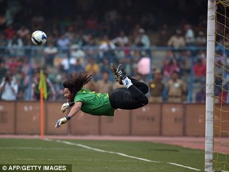 Juan Carlos Ferro: The Scorpion Kick