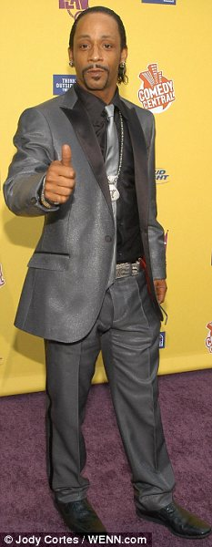Arrested again: This time Katt Williams was held on charges of gun-related child endangerment