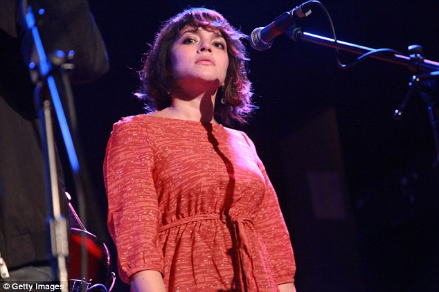 Soul-star Norah Jones and her father Ravi Shankar were known to have a strained relationship