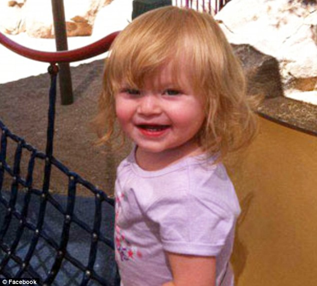 Victim: Savannah Cross, 3, died after Reed allegedly stomped on her stomach following months of abuse