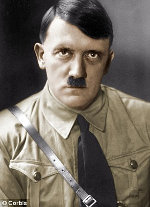 Adolf Hitler in Colour Stormfront
