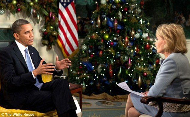 More to come: It seems Barbara Walters interview with Barack Obama may not be her last after all