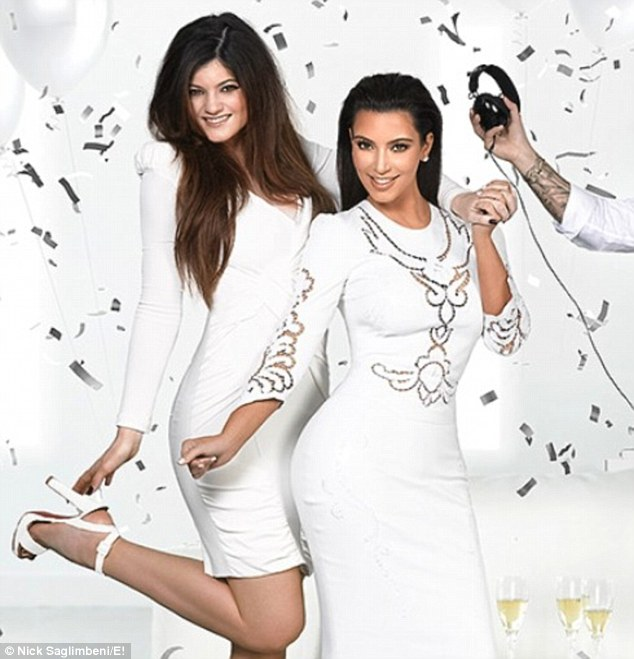 Sister act! Kylie and Kim share the limelight