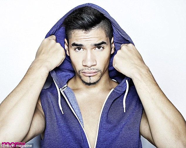 Naughty boy: Louis Smith has revealed that he has never had sex on a pommel horse but has made love in a hot tub in Jamaica