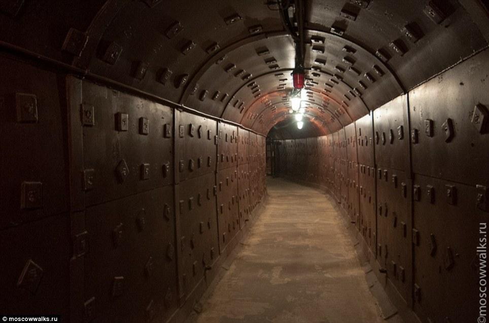 Russian Cold War Bunker Is Turned Into Luxury Nightclub