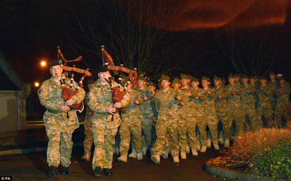 Were Coming Home Joy Of Hero Troops Flying Back From