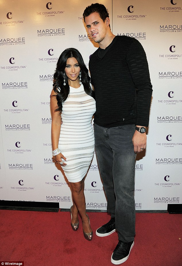 Oh, the irony: Kim signed onto the Marriage Counselor movie in October 2011 - the same month she filed for divorce from husband of 72-days, Kris Humphries