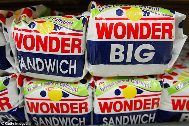 Sell off: The company's other products, including Wonder Bread, pictured, and Devil Dogs, are also set to return to market but probably not under the same owners as Twinkies